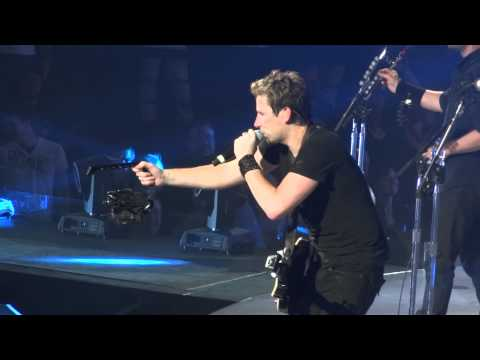 Nickelback Figured You Out Live Montreal 2012 HD 1080P