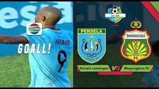 Download Video Goal Loris Arnaud - Persela Lamongan (2) vs (0) Bhayangkara FC | Go-Jek Liga 1 Bersama Bukalapak MP3 3GP MP4