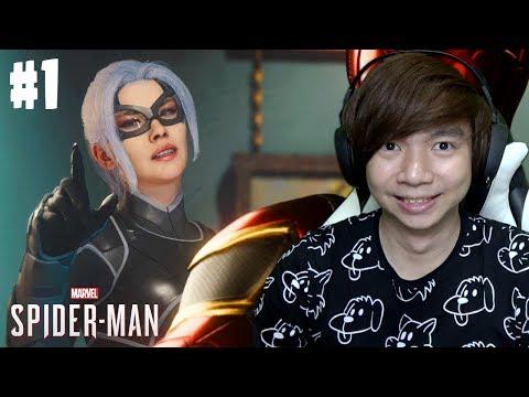 Ketemu Black Cat - Spiderman The Heist Indonesia - Part 1