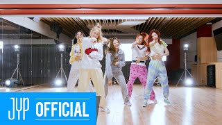 "ITZY ""마.피.아. In the morning"" Dance Practice (Night Ver.)"