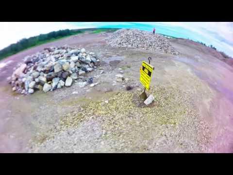 Agrium Rock Pile