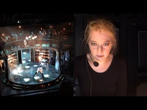 English Theatre Frankfurt: Stage Manager calling JEKYLL & HYDE