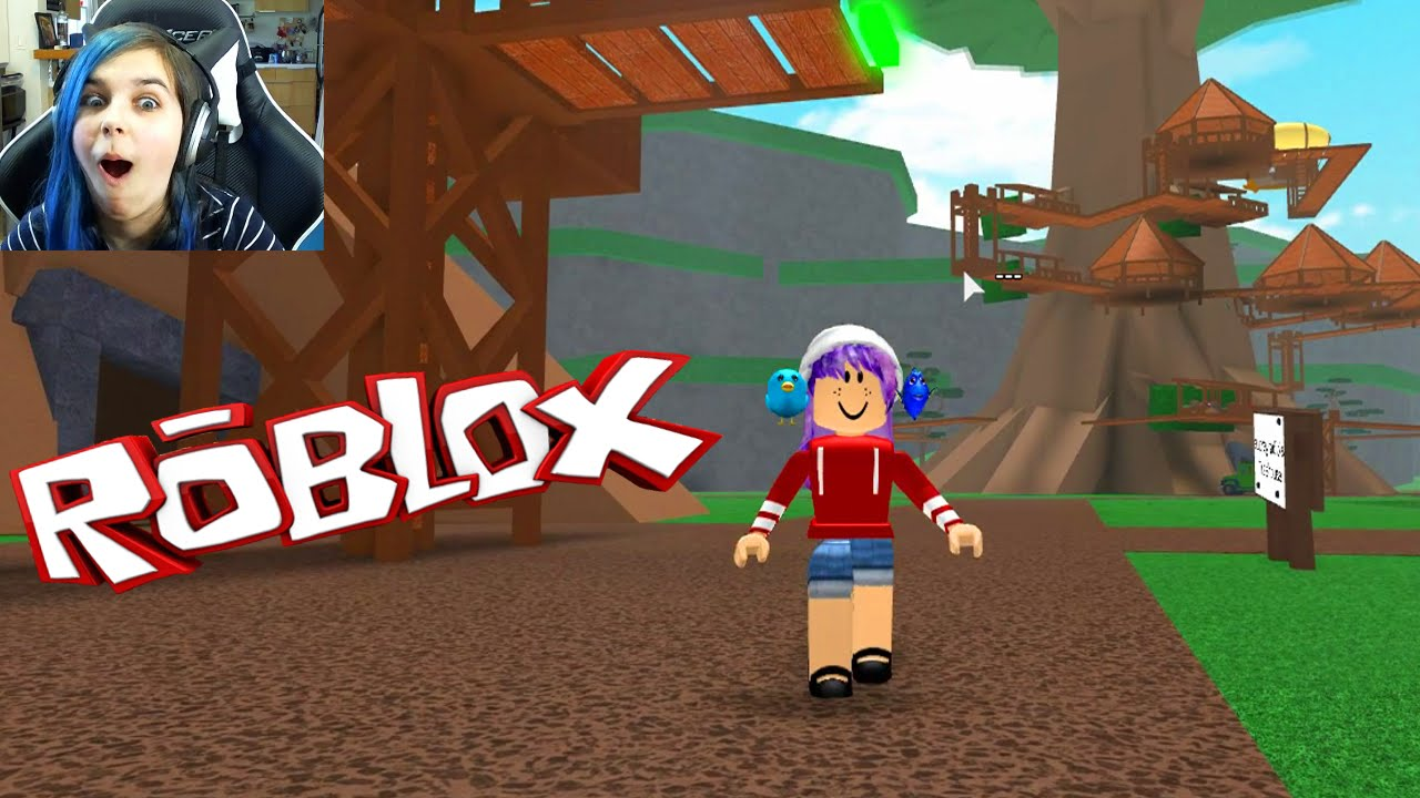 Roblox Let S Play Treehouse Tycoon Radiojh Games Youtube