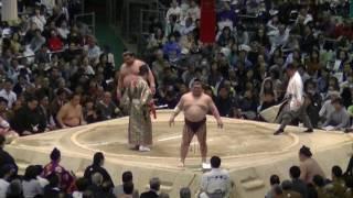平成29年春場所9日目取組結果一覧 (外部サイト:Sumo Reference) http...