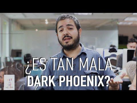 Crítica: ¿En verdad es tan mala Dark Phoenix?