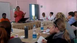 ACTC Hyderabad LSTC J-Sem. Lecture by Rev.S.Vijaya Kumari Joseph 17.01.2013