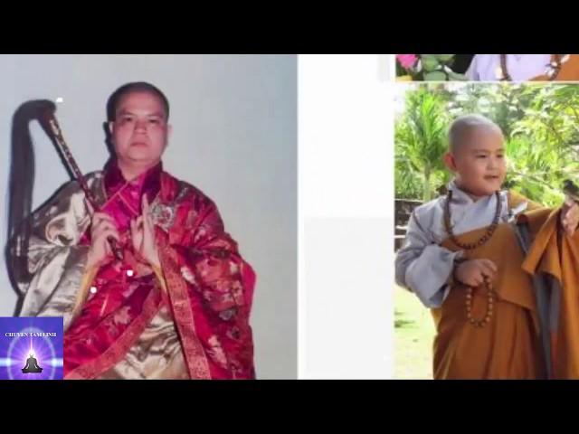 Chuyện có thật - Chú tiểu Thích Chân Tâm là thầy Thích Minh Phát tái sinh