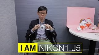Nikon 1 J5 Hands-On Preview