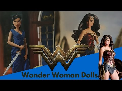 Wonder Woman Dolls   Toy Hunt