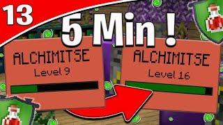 ALCHIMISTE : LVL 9 - LVL 16 EN 5 MINUTES ! [ Paladium V6.5 - Ep 13 ]