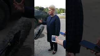 President Litouwen