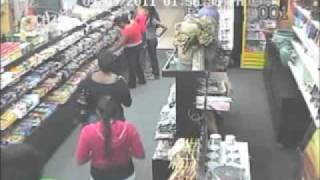 Exclusive Footage Shoplifting Trincity Mall Trinidad