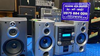 Loa dàn trung chỉ với 700k và 3 Đài Sony rất đẹp. LH 0975884009