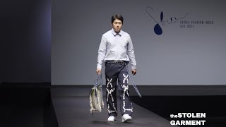 기안84 (旗安84) - 2021 SS 서울패션위크 X…