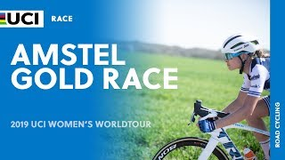 2019 UCI Women's WorldTour – Amstel Gold Race – Highlights