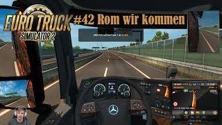 Auf nach Rom // Euro Truck Simulator 2 (S02E41)