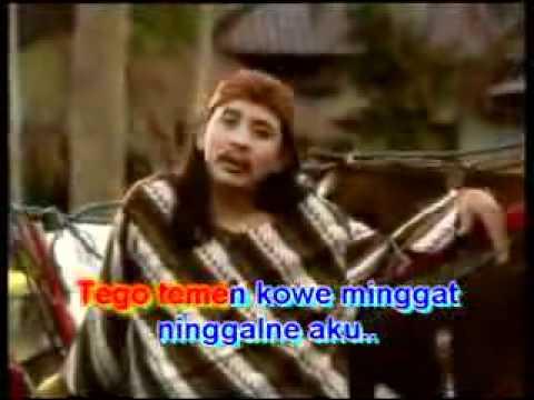 Campur sari karaoke :