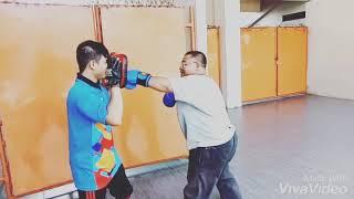 Training Mike tyson