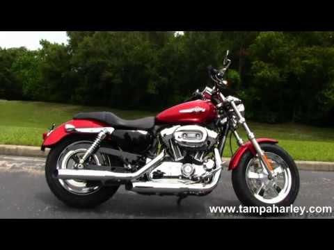 2013 Harley Davidson XL1200C Sportster 1200 Custom - 2014 motorcycles soon