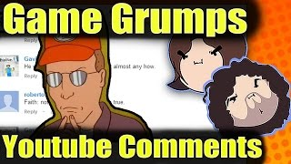 Best of Game Grumps - Hateful Comments! Part 2 [Compilation of not reading comments]