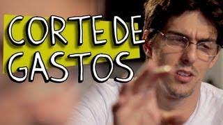 CORTE DE GASTOS