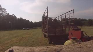 Triple G Farm hay & straw '15