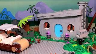 LEGO IDEAS 21316 - Флинтстоуны