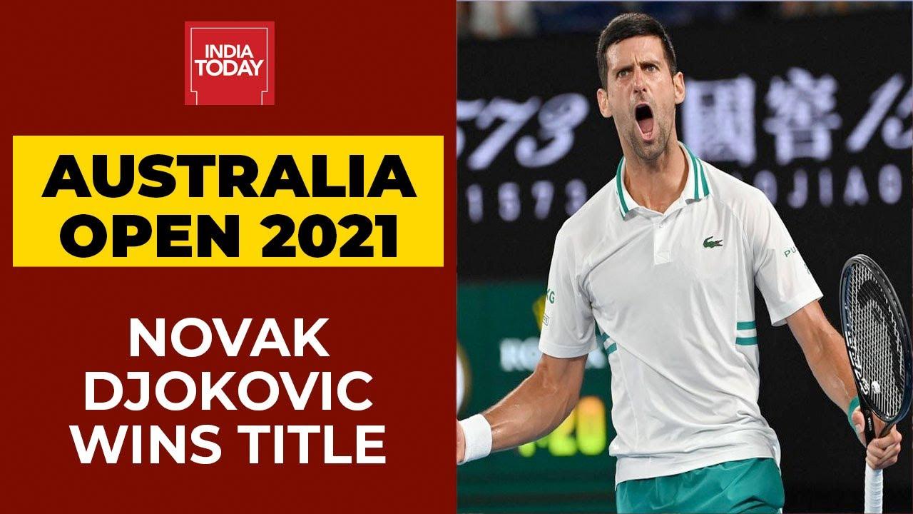 Australian Open: Novak Djokovic wins 9th Aussie crown, 18th Grand ...