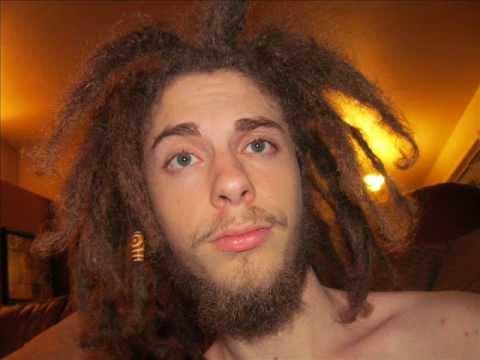 curly hair dreadlock journey dread