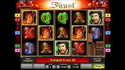 * ONLINE SESSION #5 * FREISPIELE * DYNASTY OF RA * FAUST *
