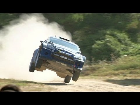 WRC Rally Italia Sardegna 2014 [Pure Sound - HD]