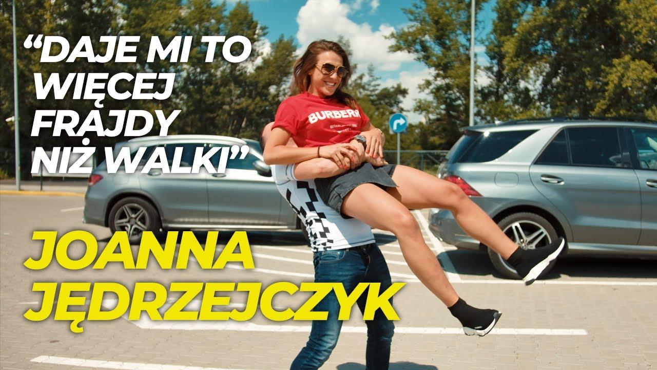 """Joanna Jędrzejczyk """"Daje mi to więcej frajdy niż walki"""" I The Greg Collins Show"""