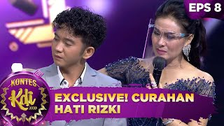 Exclusive! Curahan Hati Rizki Setelah Bawakan Lagu [AIR MATA PERKAWINAN] - Kontes KDI 2020 (21/9)
