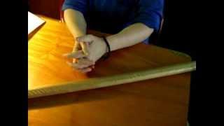 Разрабатывание сухожилий пальцев рук(Разрабатывание сухожилий и связок пальцев рук. Комплекс упражнений., 2013-07-07T10:23:10.000Z)