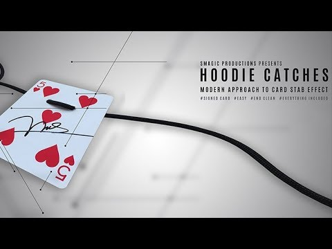 HOODIE CATCHES by SMagic