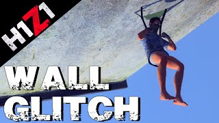 H1Z1- WALL GLITCH (H1Z1 Funny Moments and Fails!)