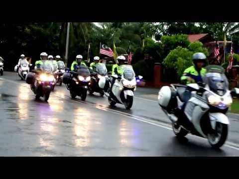Kawasaki Gtr Convoy Miccos Biketoberfest 2013 w Perlis Bikers, Pilot One