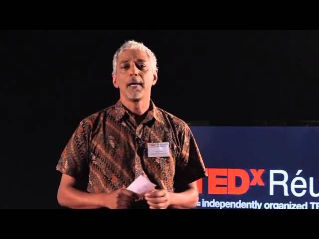 Une identité culturelle plurielle: Carpanin Marimoutou at TEDxRéunion