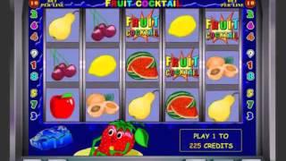 Игровой автомат Fruit Cocktail клубничка | игровые автоматы fruit shop