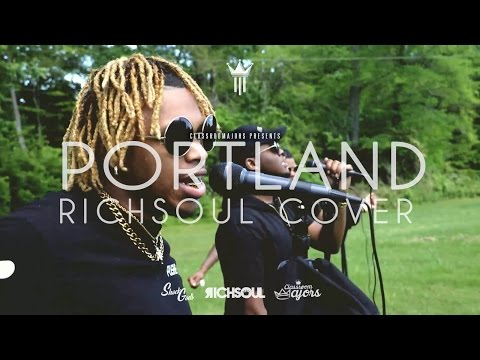 Drake, Quavo & Travis Scott - Portland (Rich Soul Cover)