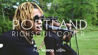 Drake, Quavo & Travis Scott - Portland (Rich Soul Cover)