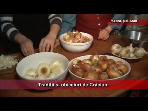 Obiceiuri si traditii de Crăciun la BACI GHIURI LU HAMFĂU in Macea