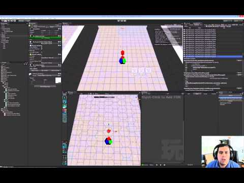"Hex grid collision detection - Project ""Triforce"" dev stream - Unity3D, C#, PlayMaker"