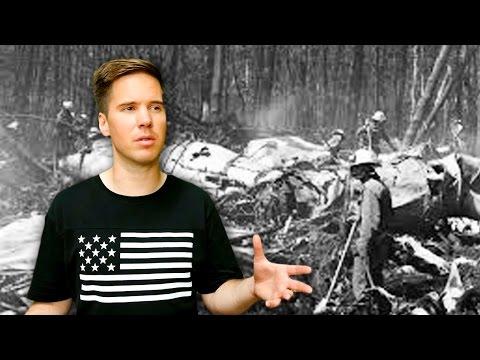 Plane Crash Site - LOT Flight 5055 [Kult America]