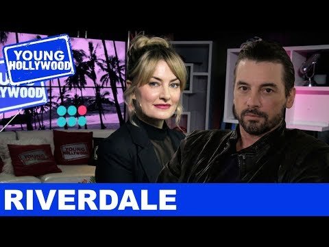 Riverdale's Skeet Ulrich: Does He Ship FP Jones & Alice Cooper?!