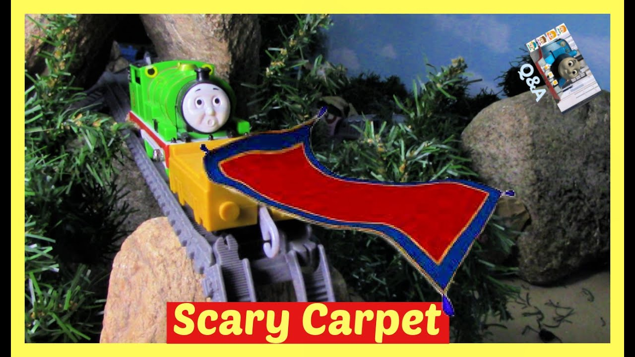 Thomas and Friends Accidents will Happen  Percy and the Scary Carpet   Name that Engine Thomas