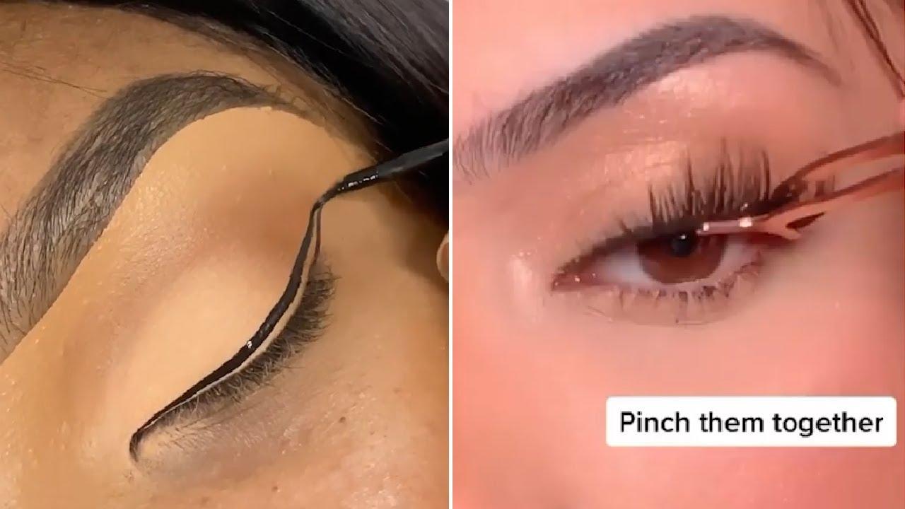 Best Makeup Tutorials & Tips | Lipstick Tutorials, Eyes Makeup And Makeup Transformations