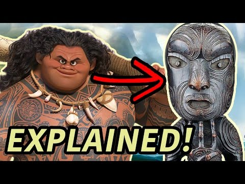 Moana Characters Explained: The Mythology Behind Moana.