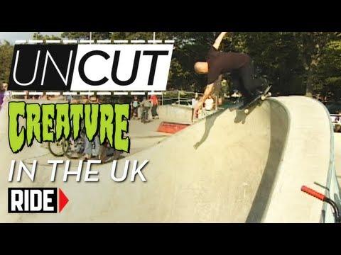 Creature CSFU in the UK - UNCUT