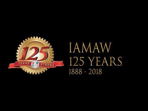 IAMAW 125 YEARS